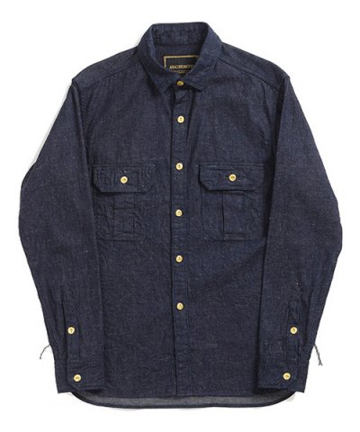 ANACHRONORM / DENIM WORK SHIRT