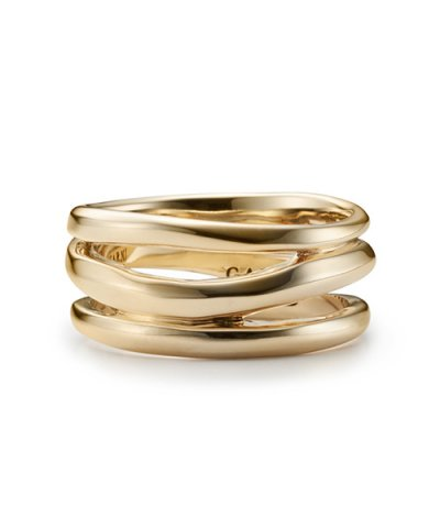 GARNI / K10 Narrow Ring - No.10