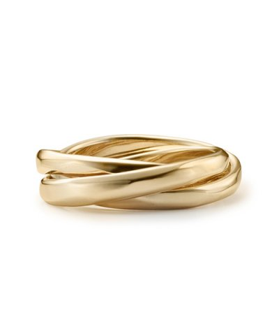 GARNI / K10 Narrow Ring - No.11