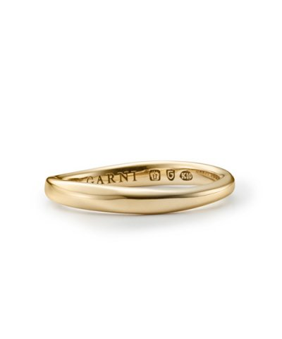 GARNI / K10 Narrow Ring - No.12