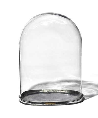 PUEBCO / GLASS DOME:H40