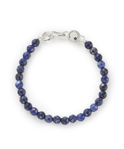 GARNI / Cutting Stone Bracelet: Blue