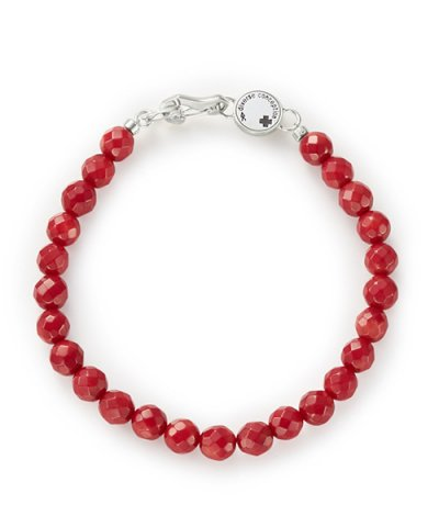 GARNI / Cutting Stone Bracelet