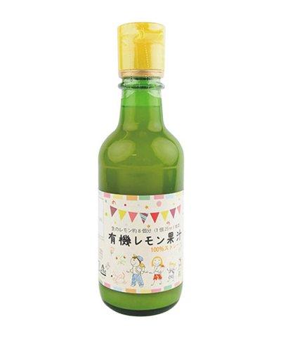 新世界生活良品 / 有機レモン果汁:200ml