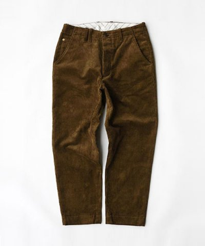 ANACHRONORM / 9W Corduroy Work Trousers