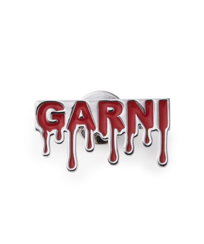 GARNI / Horror Logo Badge