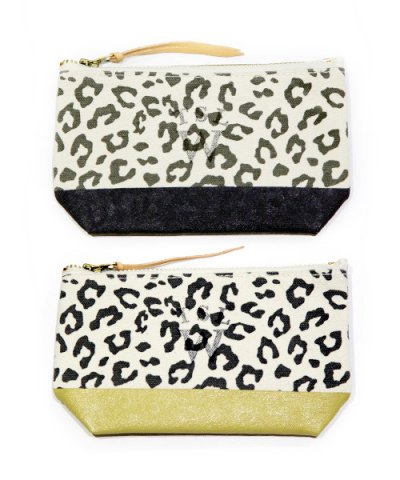 THE SUPERIOR LABOR / Leopard Pouch S