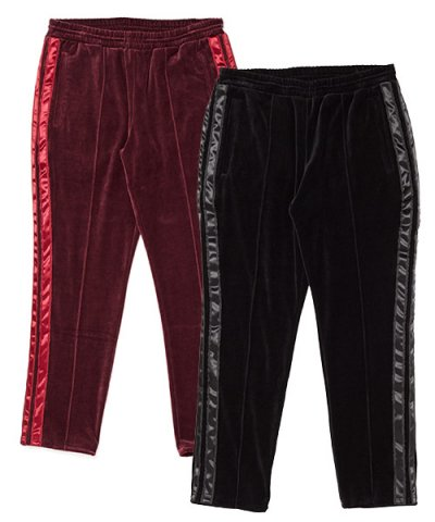 BAL / TAPED VELOUR TRACK PANT