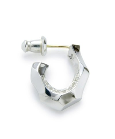 GARNI / Horse Shoe Pierce w/c - Right Clear