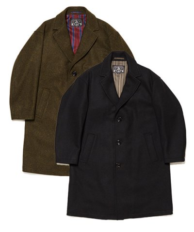 BAL / WOOL OVER COAT