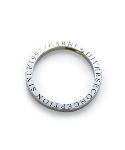 GARNI / Spring Key Ring - M