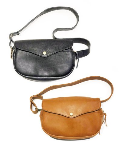 THE SUPERIOR LABOR / Small 2Way Leather Bag