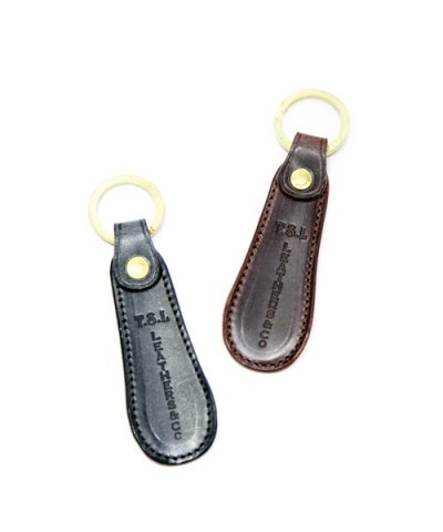 THE SUPERIOR LABOR / Wax Leather Tiny Shoehorn