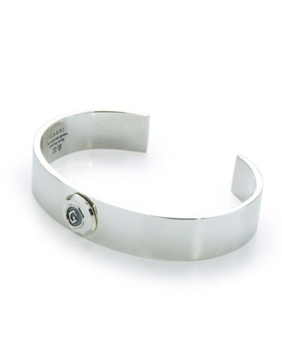 GARNI / G Stamp Chip Bangle