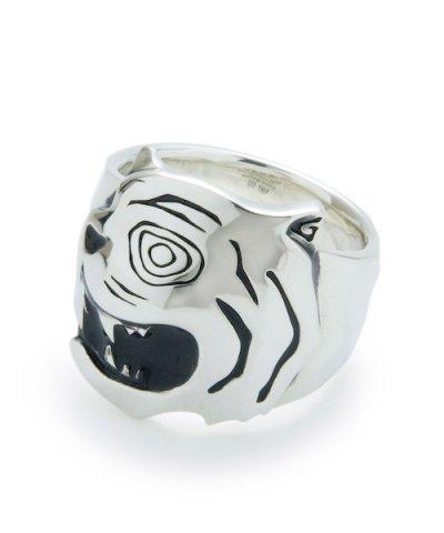 GARNI / Tiger Ring-SILVER