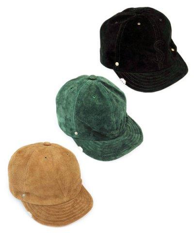 VOO / SUEDE CAP by DECHO