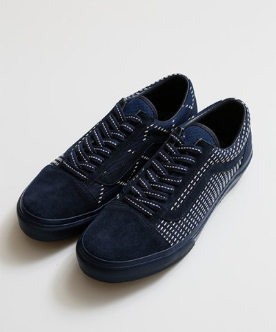 FDMTL / VANS for FDMTL 3ndSeason THE NAVY COLLECTION:OLD SKOOL / 予約商品