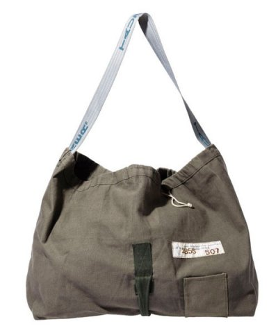 PUEBCO / VINTAGE MATERIAL SHOULDER BAG