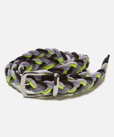 BAL / NARROW BRAIDED BELT