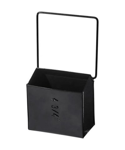 PUEBCO / HANGING TOOL STORAGE BOX Wide:Black