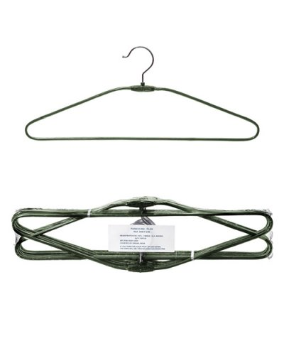 PUEBCO / PLASTIC COATED WIRE HANGER Clothes