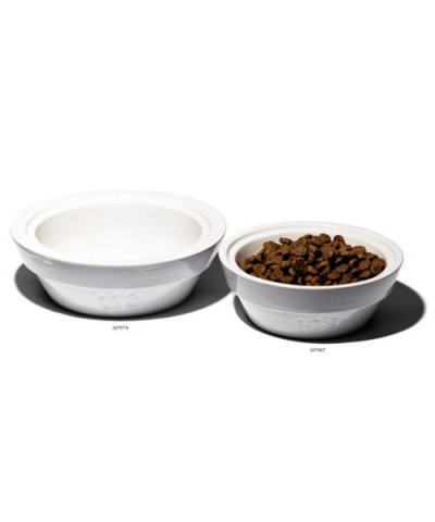 PUEBCO / CERAMIC PET BOWL Small