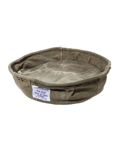 PUEBCO / VINTAGE TENT FABRIC PET BED Small