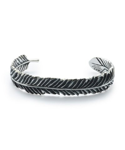 GARNI / Eagle Feather Bangle