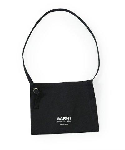 GARNI / Sacoche:BLACK