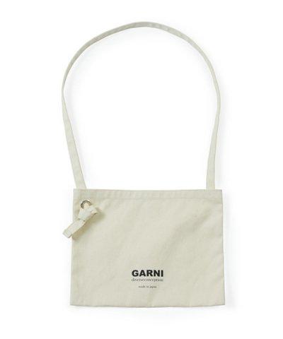 GARNI / Sacoche WHITE