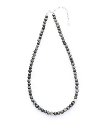 GARNI / Born Beads Necklace:BLACK