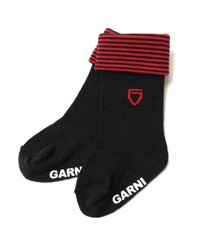 GARNI / Baby G Sox:BLACK