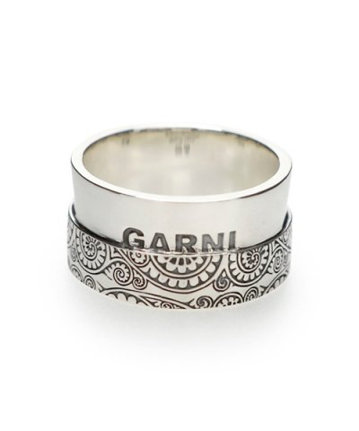 GARNI / Union Half Ring - No.2