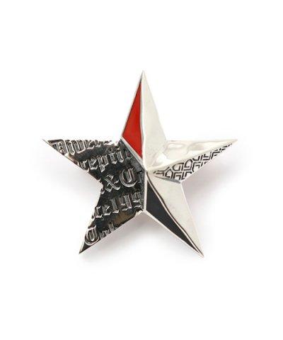 GARNI / Union Star Badge