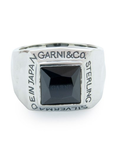 GARNI / 20th Cutting College Ring - L