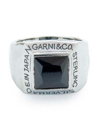 GARNI / 20th Cutting College Ring - L