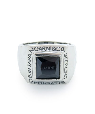 GARNI / 20th Cutting College Ring - S