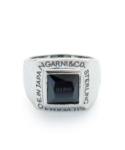 GARNI / 20th Cutting College Ring - S