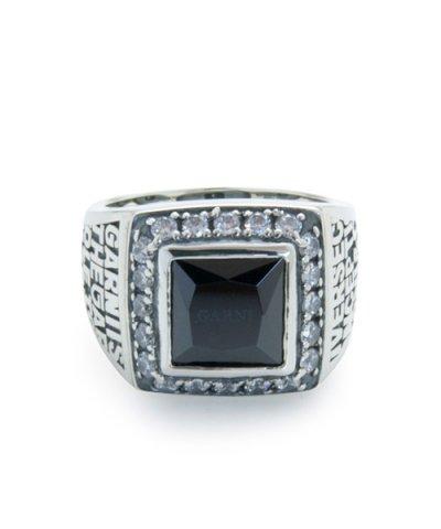 GARNI / 20th Engrave College Ring - S