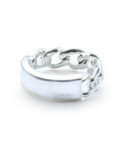 GARNI / Flat Link Chain Ring - S