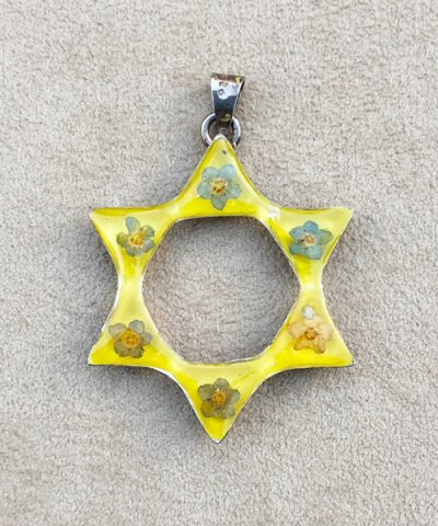 IMPORT / FLOWER STAR CHARM