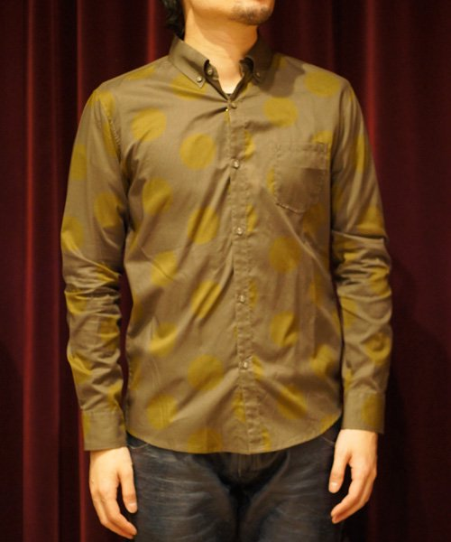 Sasquatchfabrix. / DOTS LONG SLEEVE SHIRTS