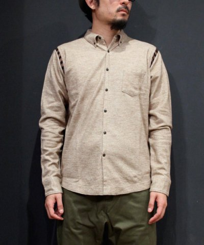 Sasquatchfabrix. / RETRO FUTURE WOOL SHIRTS