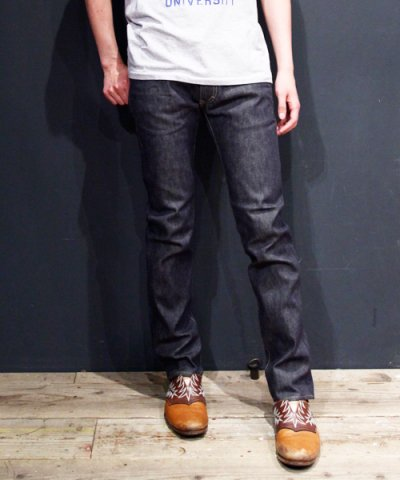 EOTOTO / NATIVE BORDER DENIM