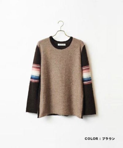 EOTOTO / EOTOTO NATIVE MOHAIR KNIT