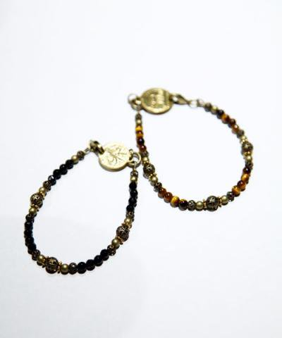 YELLA / COIN PLATE BRACELET