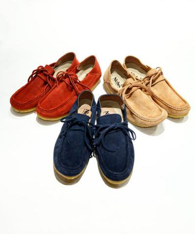 Niche / suede fosco shoes