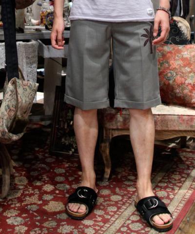 Sasquatchfabrix. / PALMTREE SLACKS SHORTS