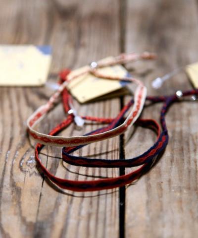 OJO DE MEX / Zopoteco Diamantes Bracelet