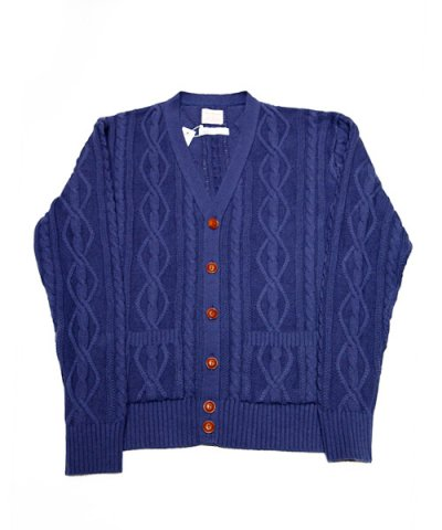 ANACHRONORM / Cable Stitch Cardigan